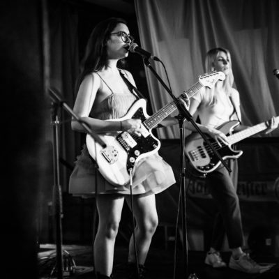 Zuzu brings a sense of fun to her Jäger Curtain Call show at Liverpool's Phase One