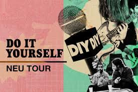 Wanna work in the music industry? Join us for our special 'Do It Yourself' event