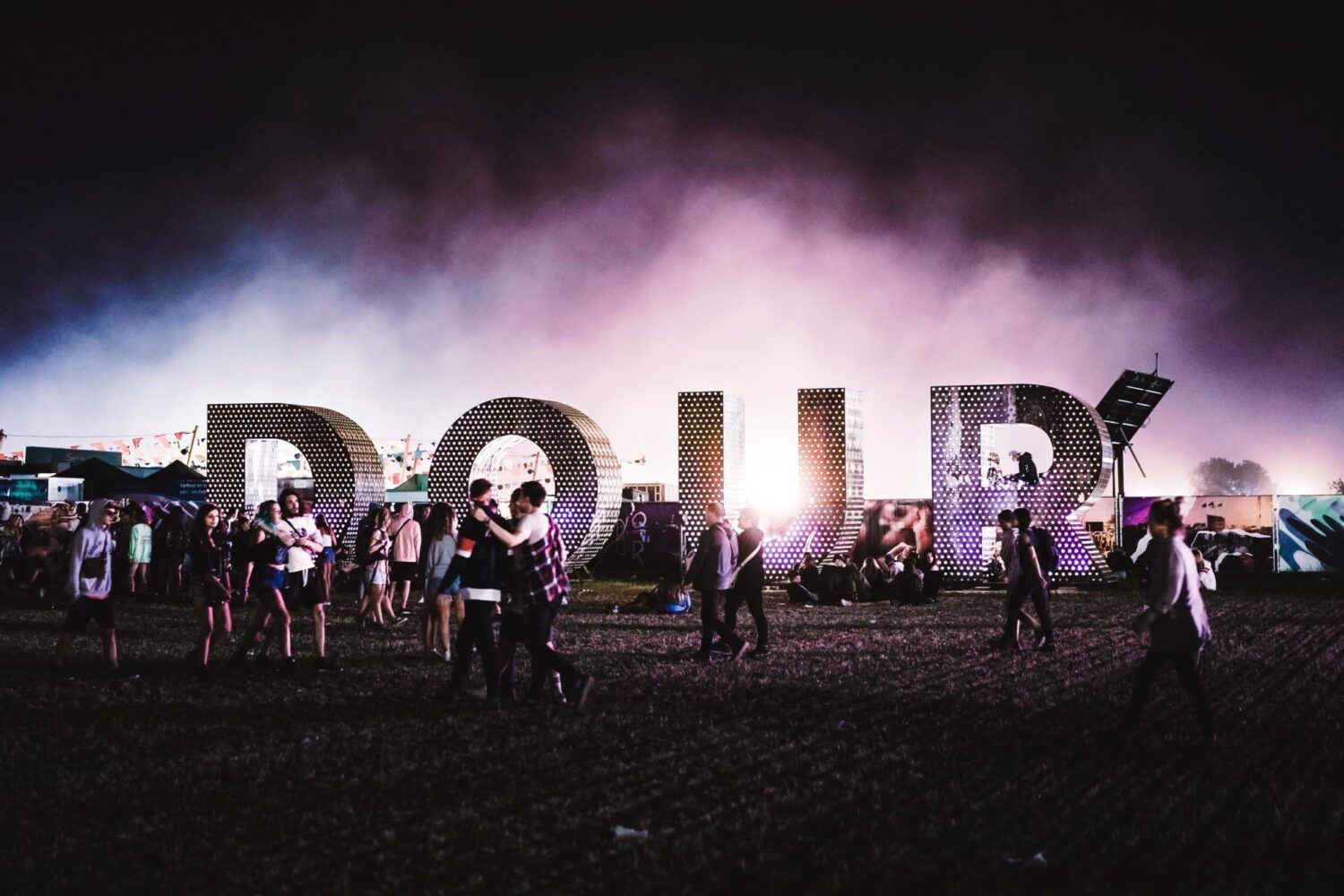 Win a pair of tickets to Dour Festival 2019 & travel via Big Green Coach