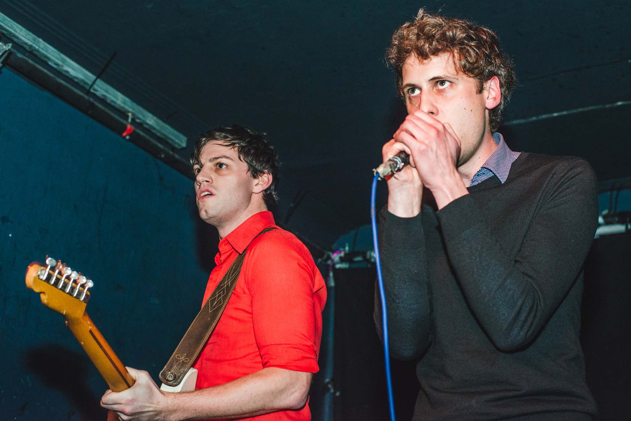 The Magic Gang bring frenzied close to first night of DIY's Hello 2015