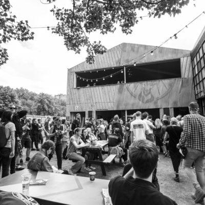 Head behind the scenes of the DIY Jägerhaus takeover with Jäger Curtain Call