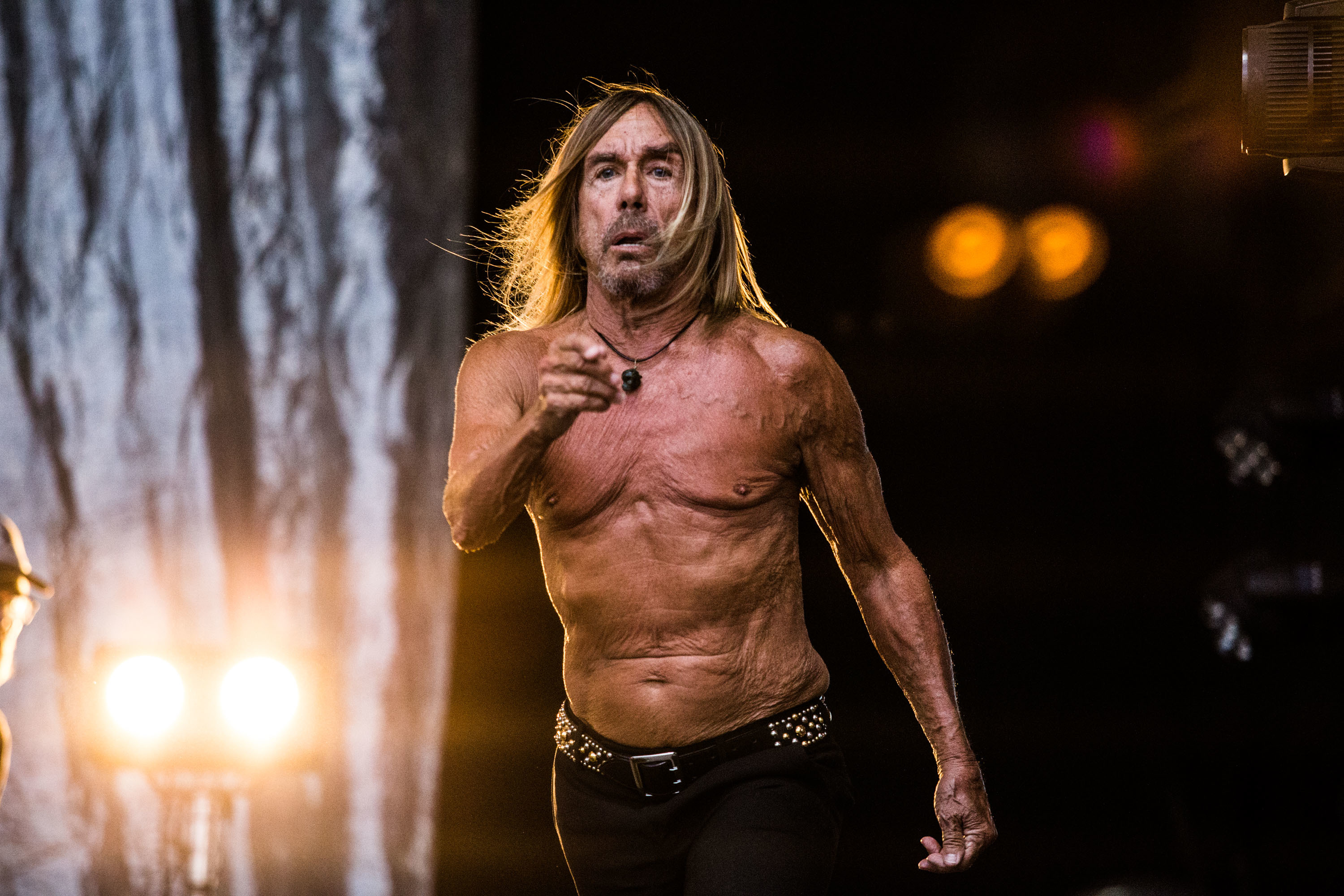 Iggy Pop reigns supreme, Bon Iver draws the crowds & Noel Gallagher brings the hits as Mad Cool 2019 kicks off