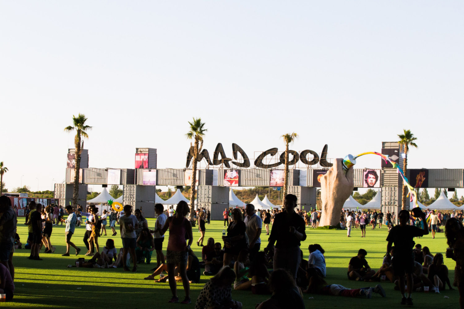 Mad Cool & Iberia Express announce special festival experience flight