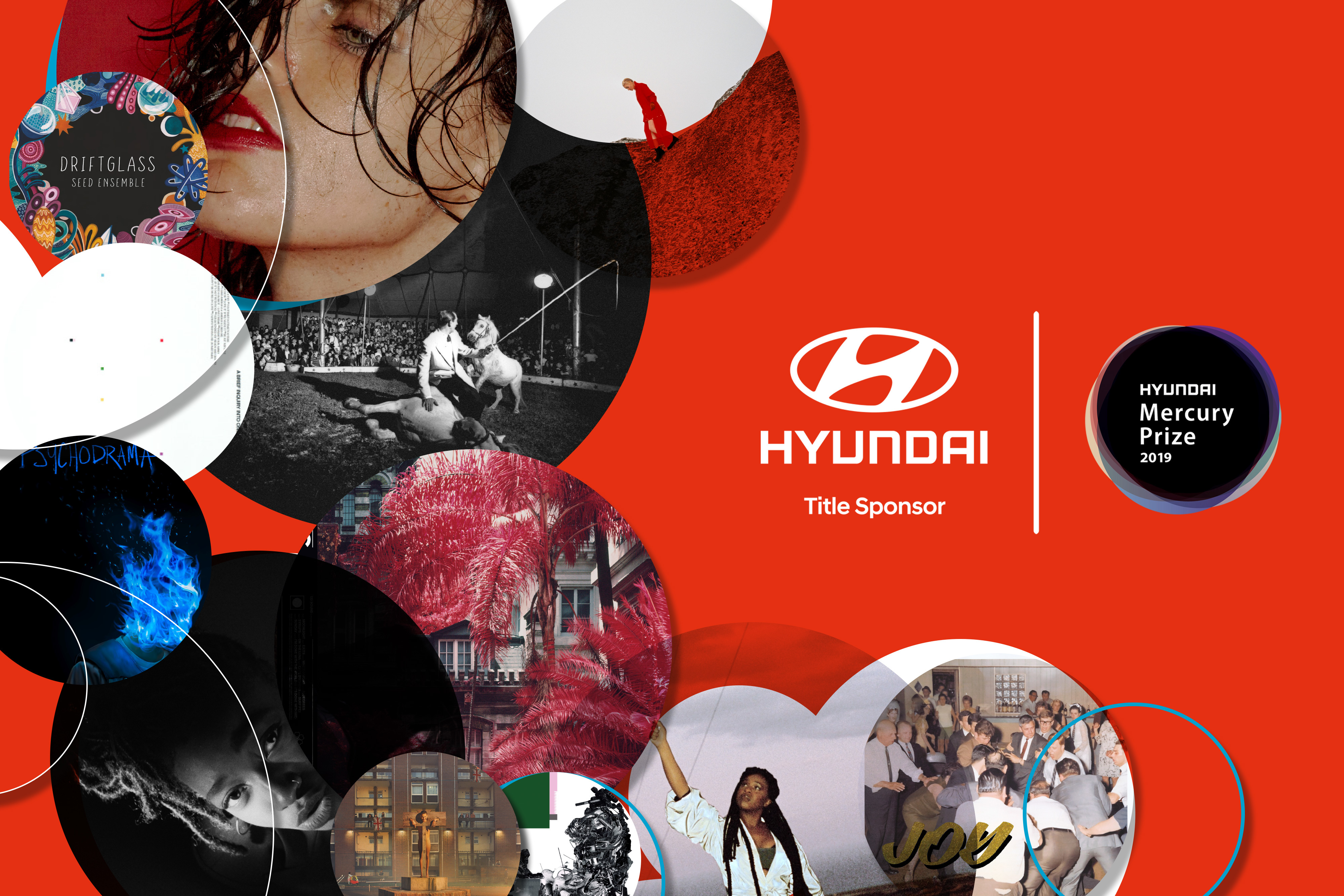 ​Win a VIP package to the 2019 Hyundai Mercury Prize​ ​awards show
