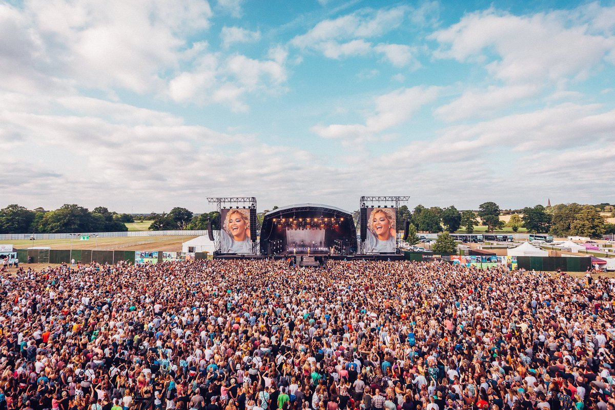 V Festival replacement RiZE isn't happening in 2019