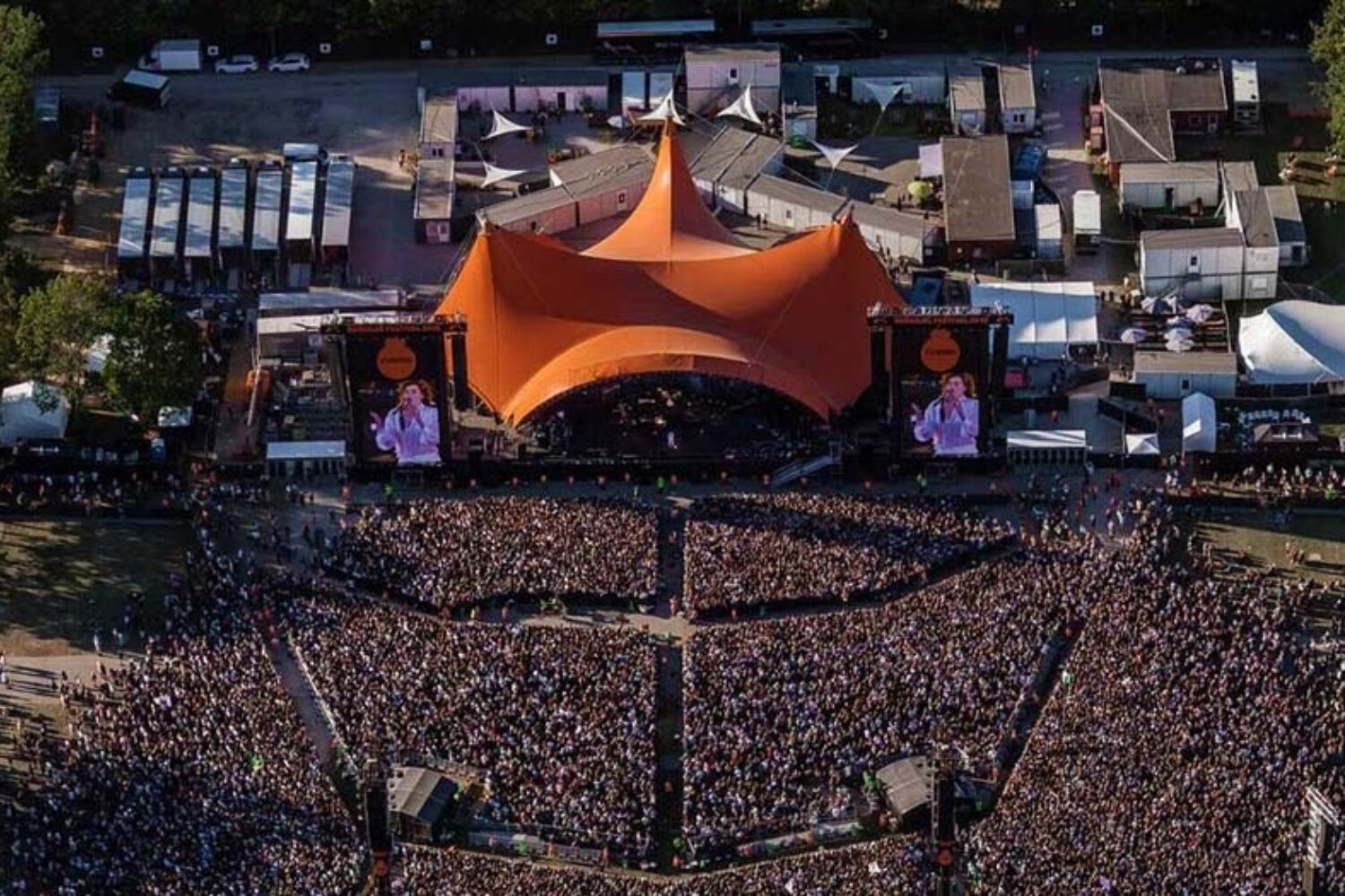 Roskilde cancel 2021 event