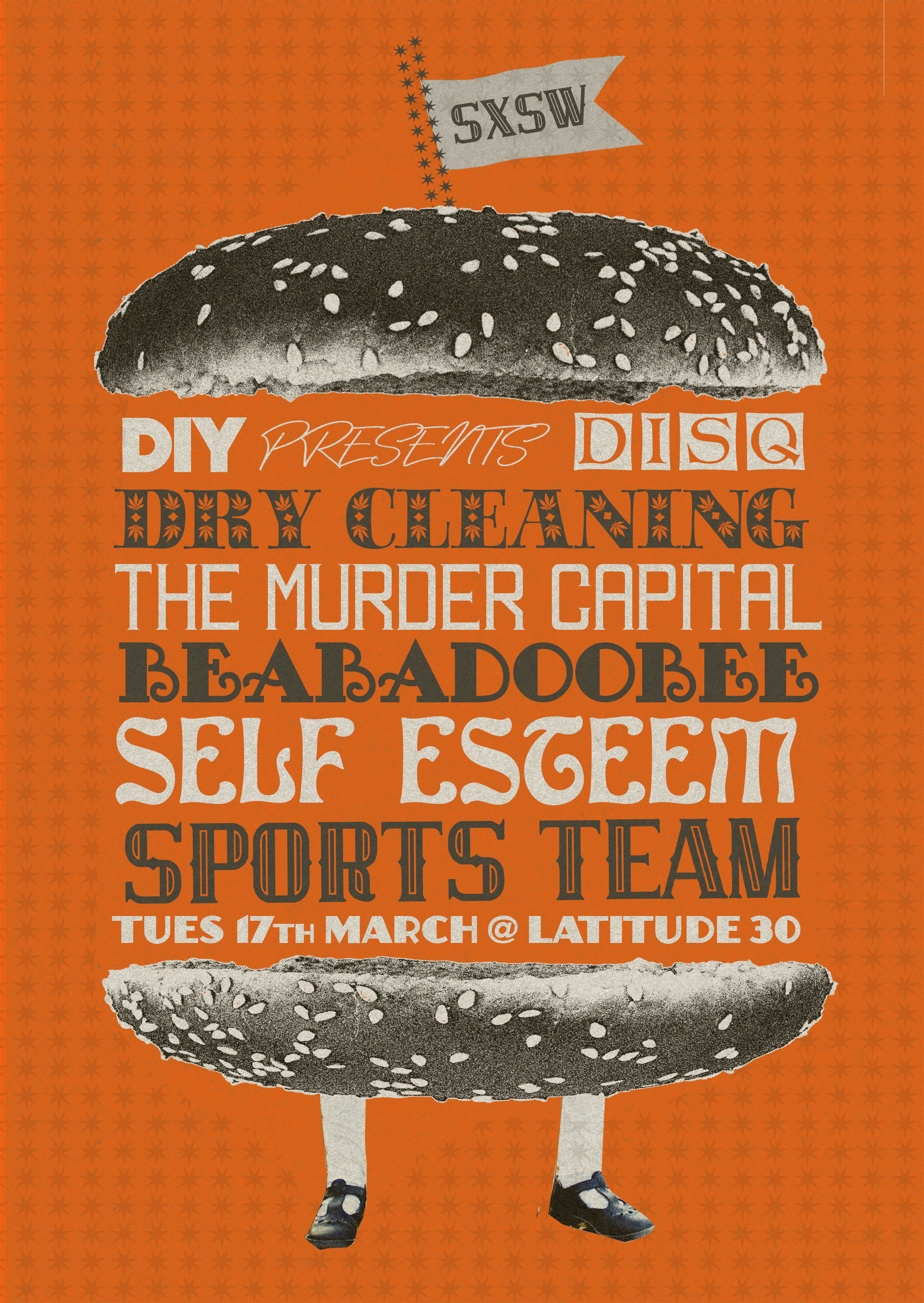 Beabadoobee, Dry Cleaning, Sports Team & Self Esteem to play DIY's final SXSW showcase