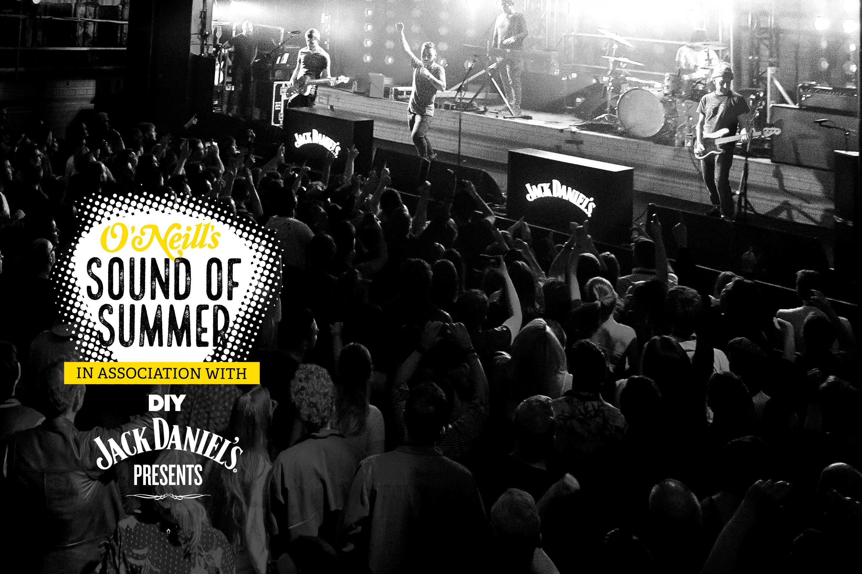 Win the chance to play at 2019's edition of Jack Daniel's Presents' with the Sound of Summer
