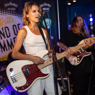 Swimming Girls & Lacuna Common win first set of Sound of Summer 2019's semi-finals