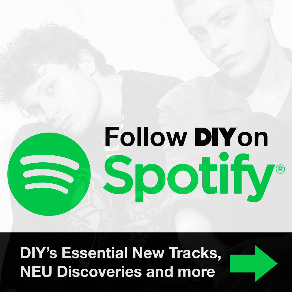 Follow DIY on Spotify