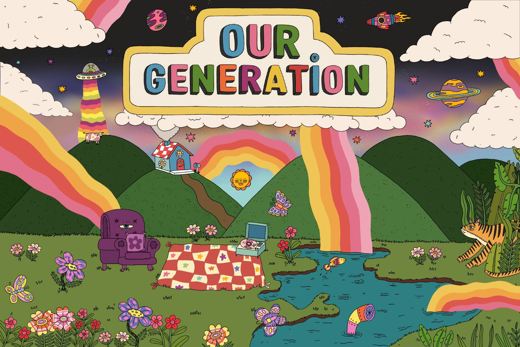 Beabadoobee, Thomas Headon and Biig Piig to takeover Spotify's Our Generation playlist