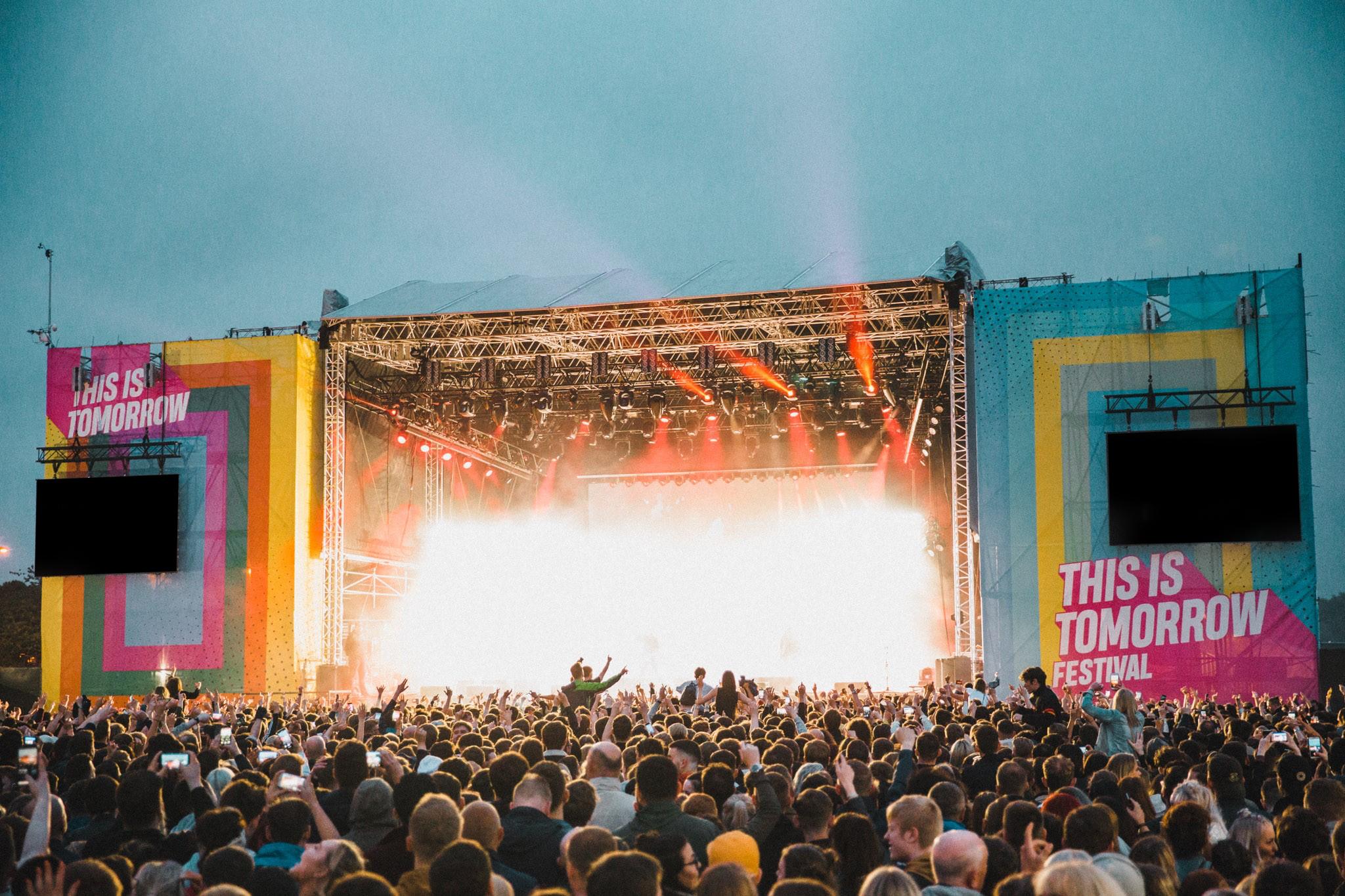 This Is Tomorrow promoter Steve Davis talks Newcastle's biggest festival