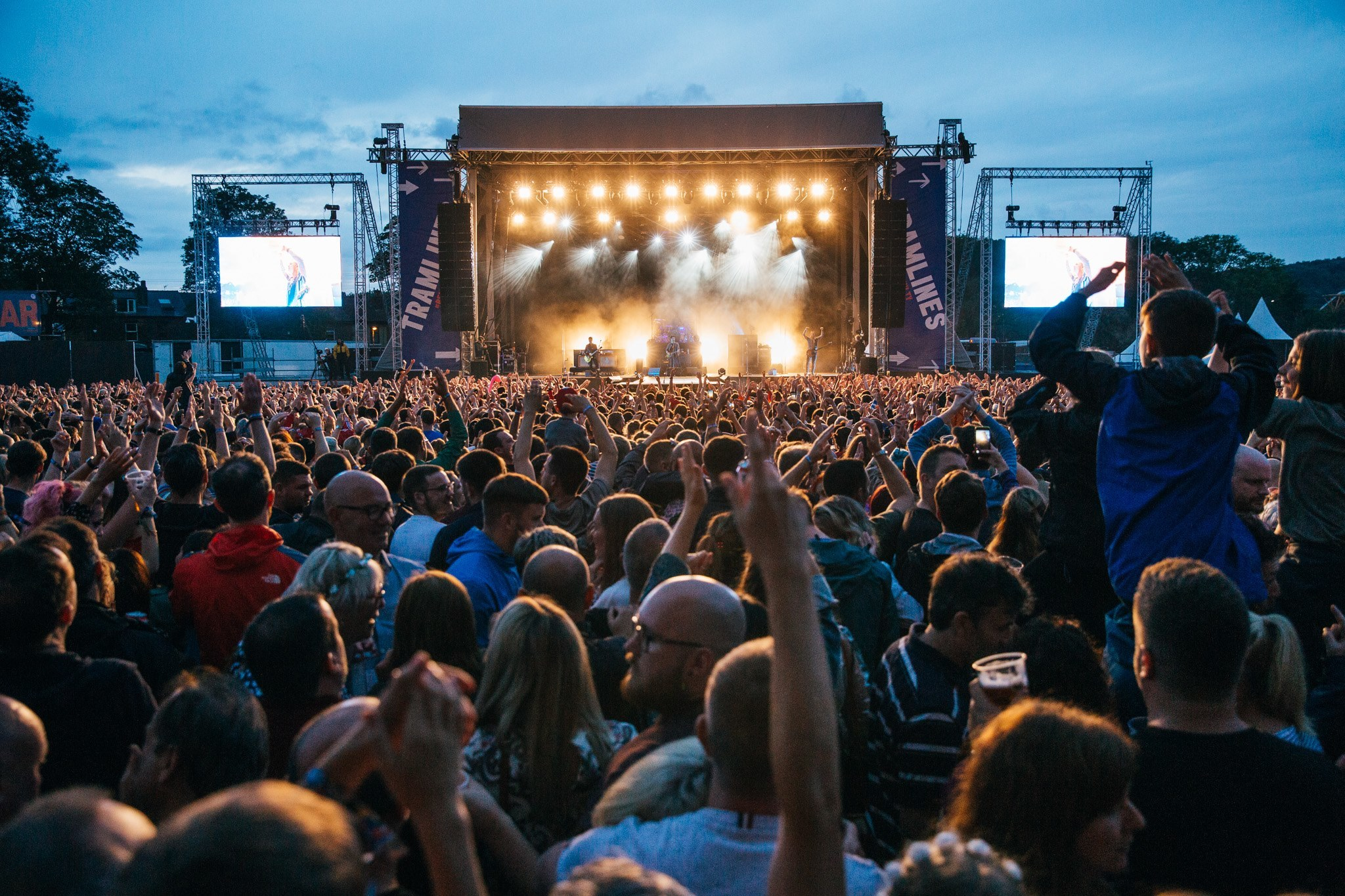 Tramlines launch 'Apply To Play' contest