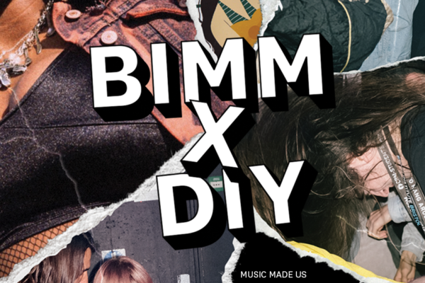 DIY partners with BIMM for student programme to celebrate Music Made Us