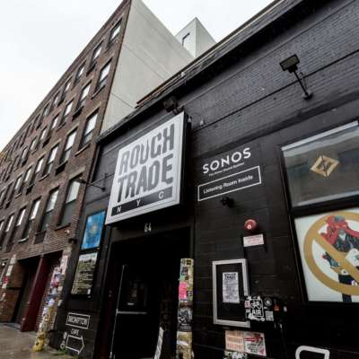 Rough Trade to close current NYC location