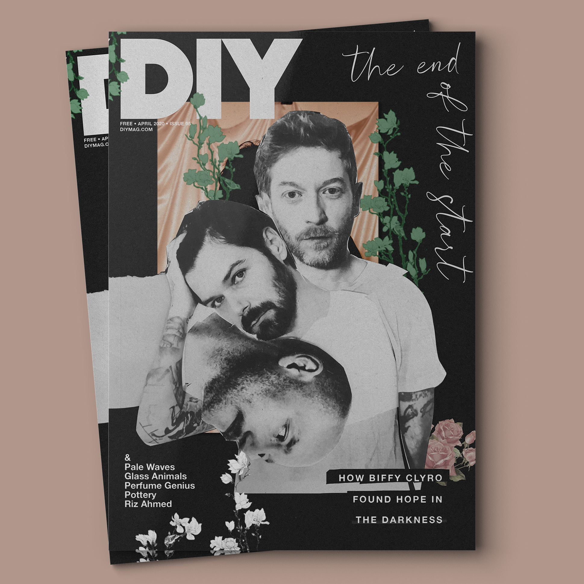 April 2020 ft <strong>Biffy Clyro</strong>, <strong>Glass Animals</strong>, <strong>Pale Waves</strong>