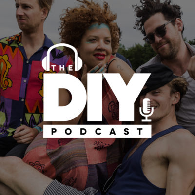 Introducing the DIY Podcast: Join Weaves and The Maccabees at Latitude 2016