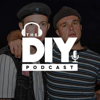 DIY Podcast 003: Slaves at Latitude (plus enthusiastic guest dancer, Harvey)