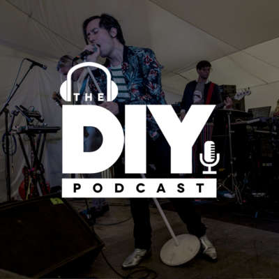 DIY Podcast 002: White, Frightened Rabbit and Courtney Barnett at Latitude