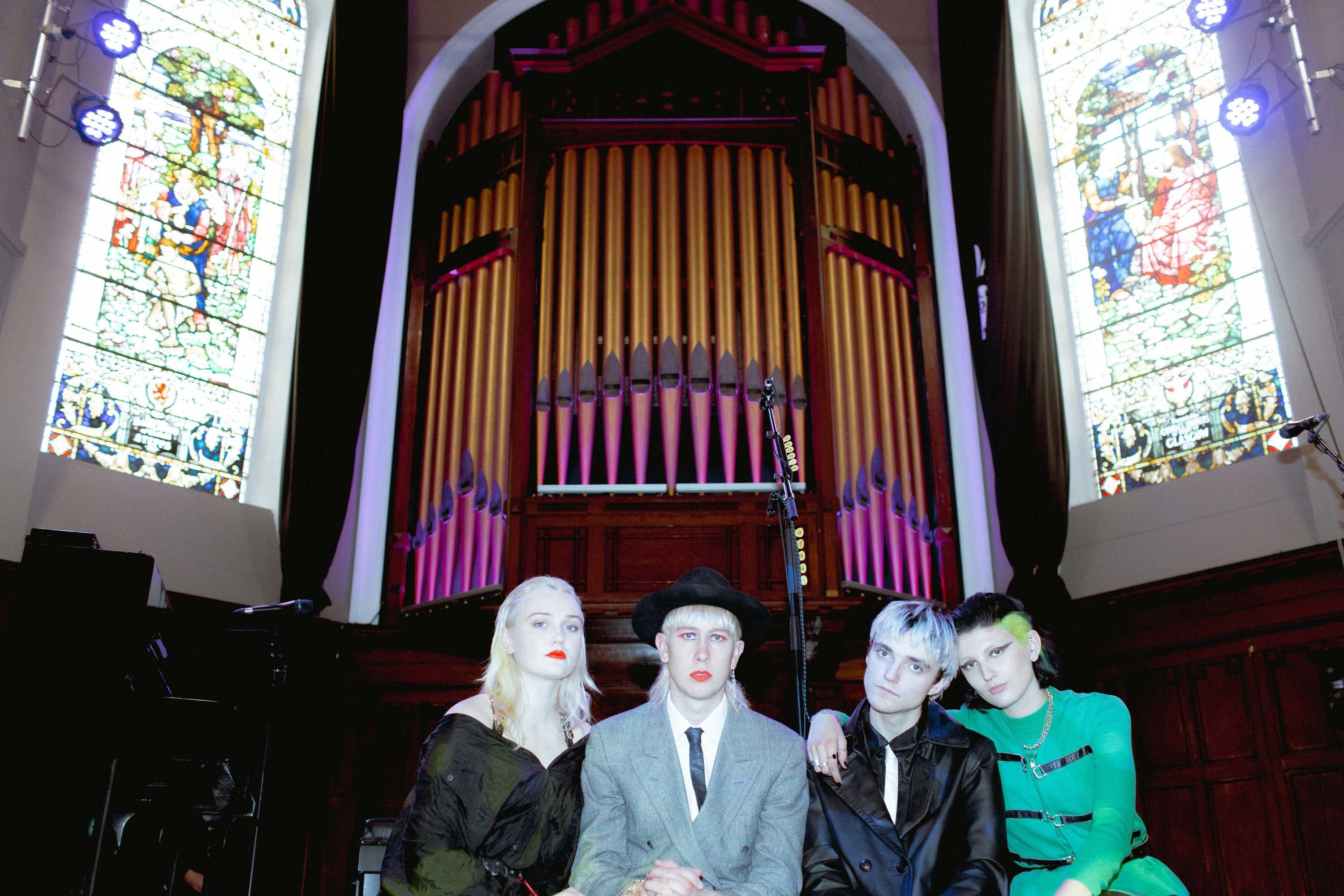 The Ninth Wave, Lucia, Walt Disco: Introducing The Glasgow School