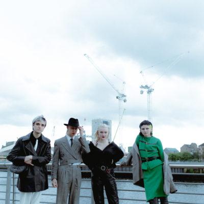 The Ninth Wave, Lucia, Walt Disco: Introducing The Glasgow School