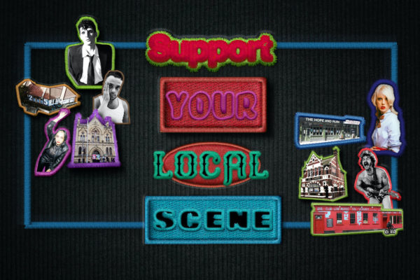 Support Your Local Scene