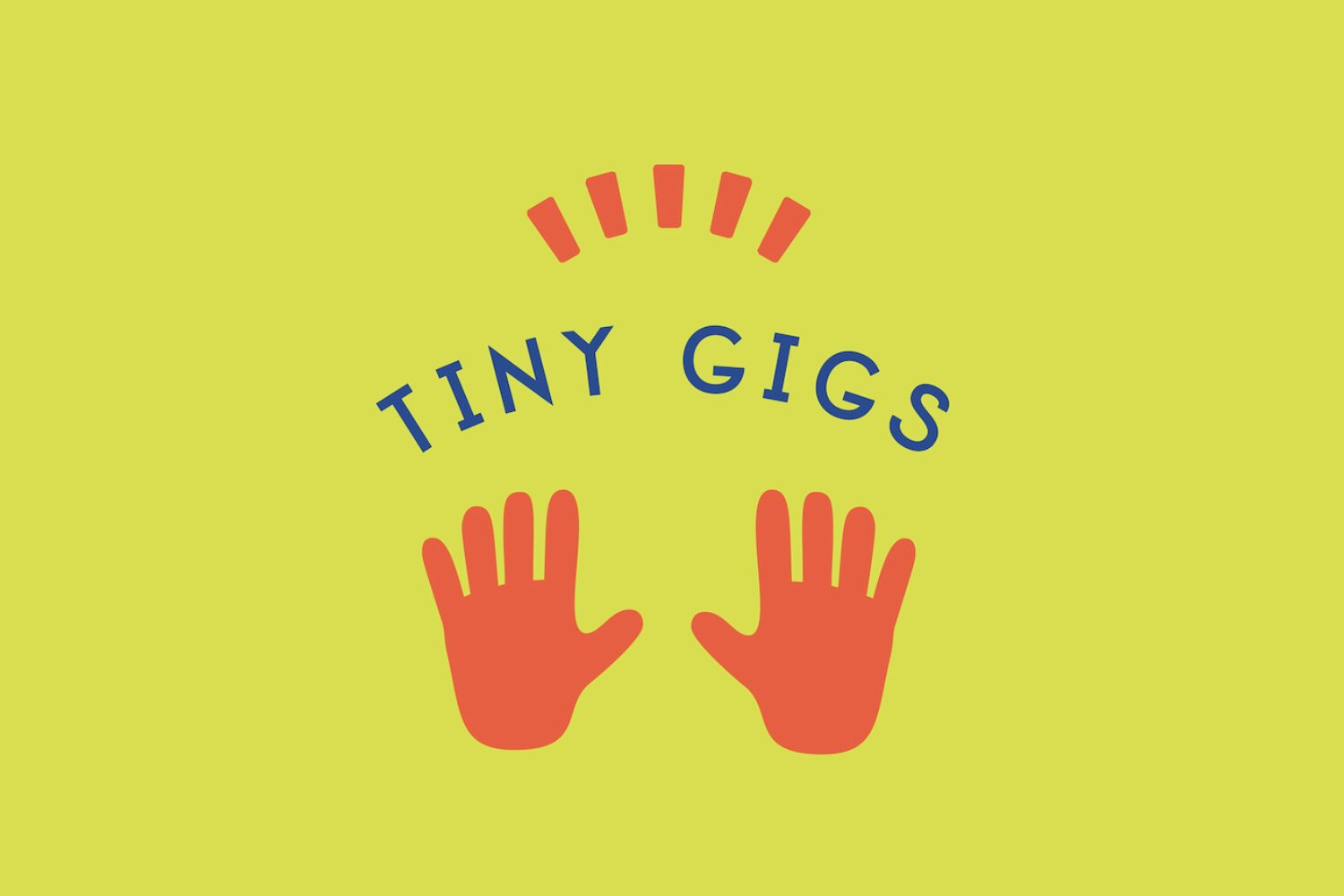 Tiny Changes announces Tiny Gigs